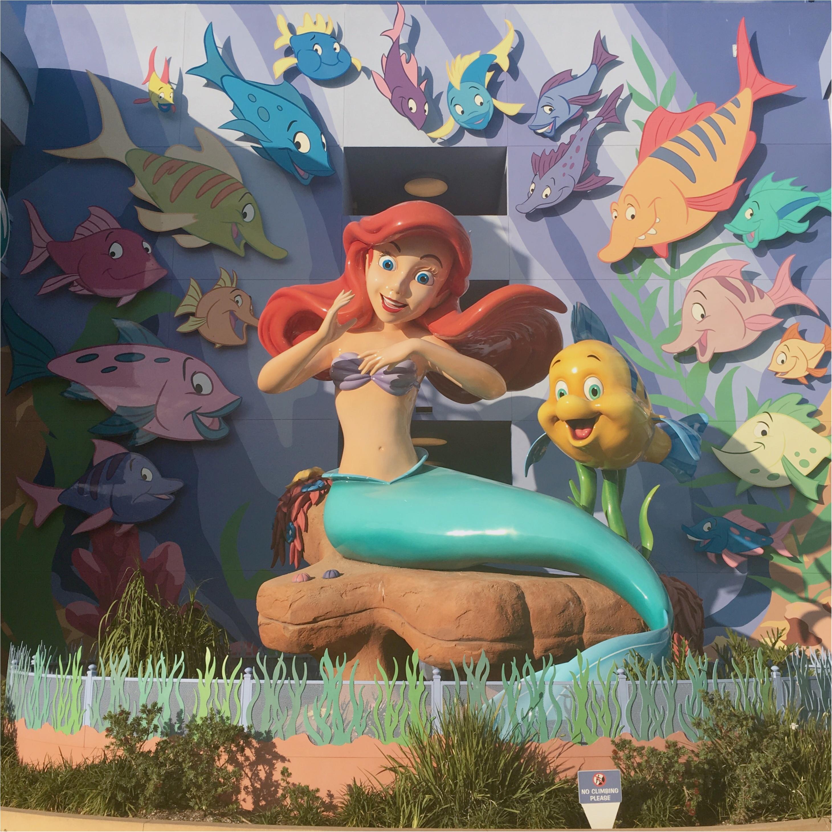 【WDW旅行 】夢の国に泊まりたい!キャラクターいっぱいでかわいい♡ディズニーアートオブアニメーションリゾートホテル ♪_1