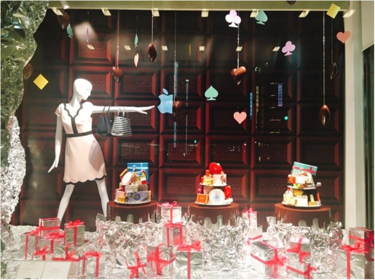 【ご当地モア♡東京】バレンタインフェアはイートインメニューも充実!BABBIの限定ソフトクリーム♡@松屋銀座_5