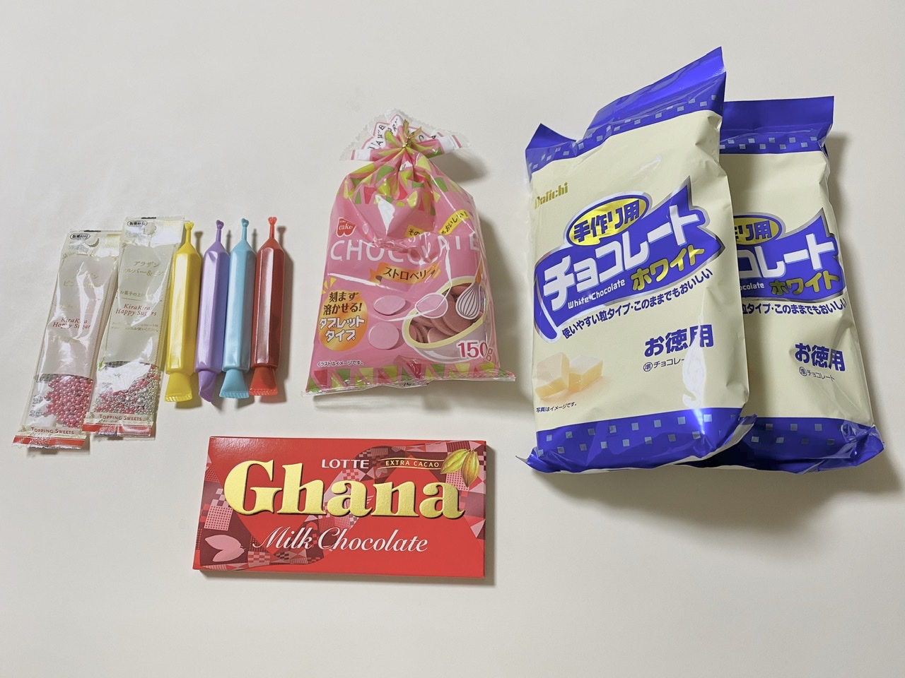 バレンタインに手作りチョコ♡ディズニーシーで購入したシリコンモールドが可愛すぎる!_2