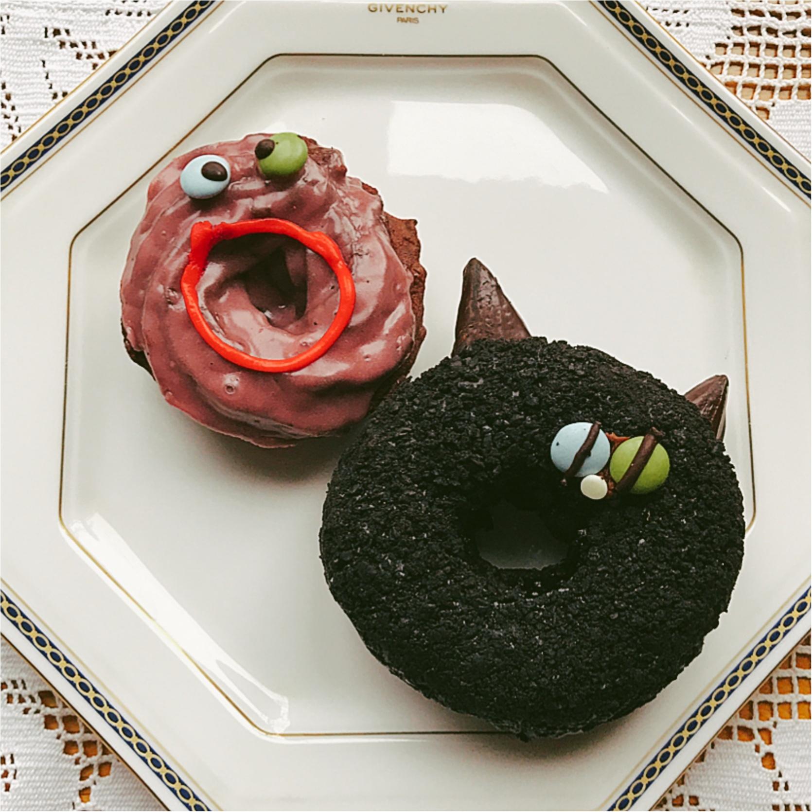 ★いつものドーナツがハロウィン仕様♡人気ドーナツ店『ZARAME』の限定ドーナツが可愛いすぎる★_1
