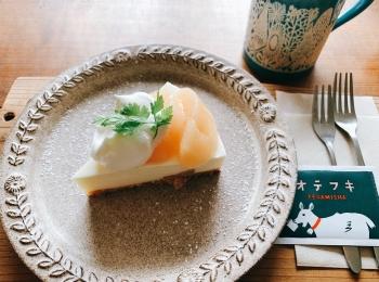 【おすすめカフェ】《季節のフルーツ》がお洒落なスイーツに♡