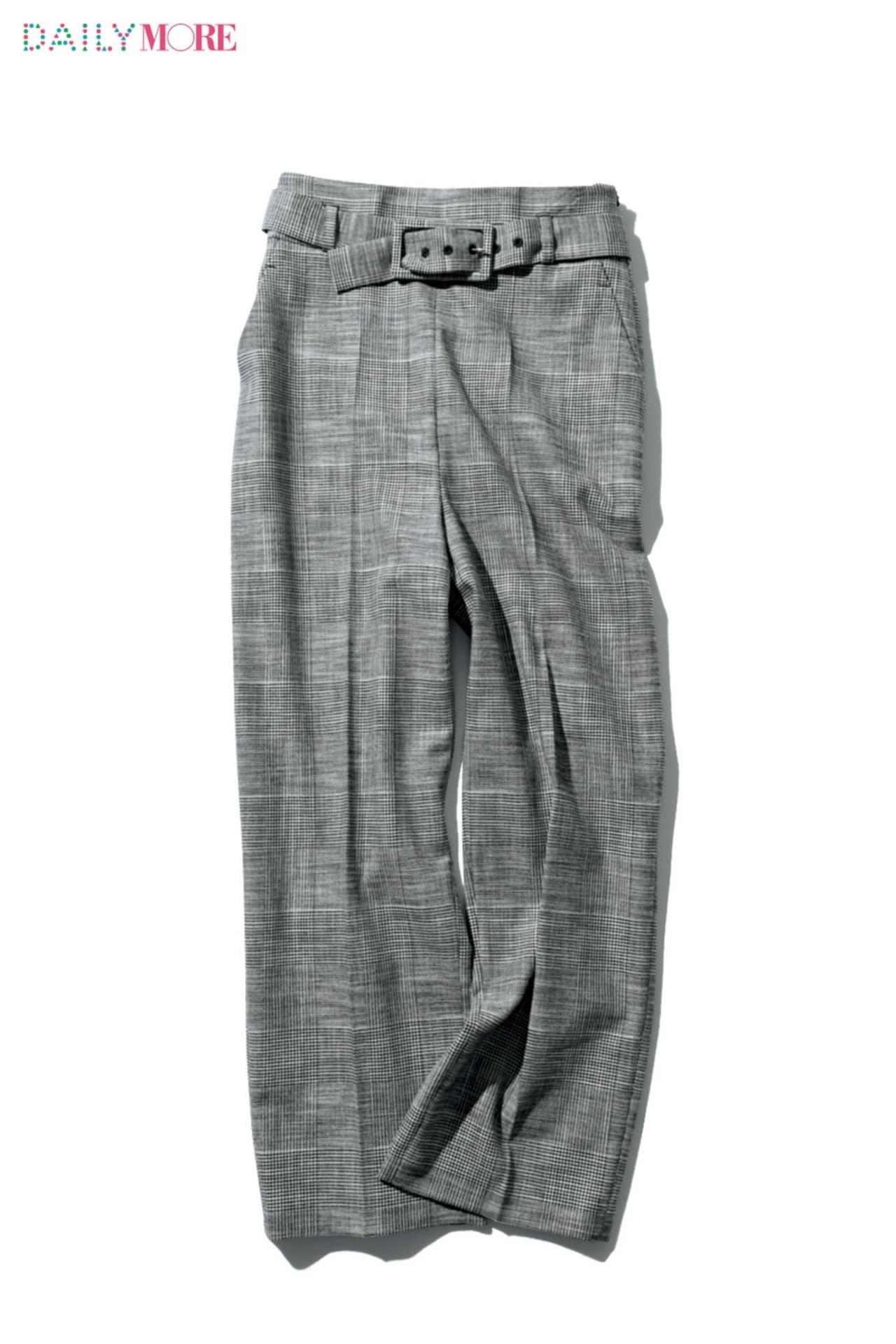 『ZARA』で秋服を本気買い! 1枚で様になるベロアトップスや、体がキレイに見えるチェックパンツを、around¥5000で手に入れて❤_1_4