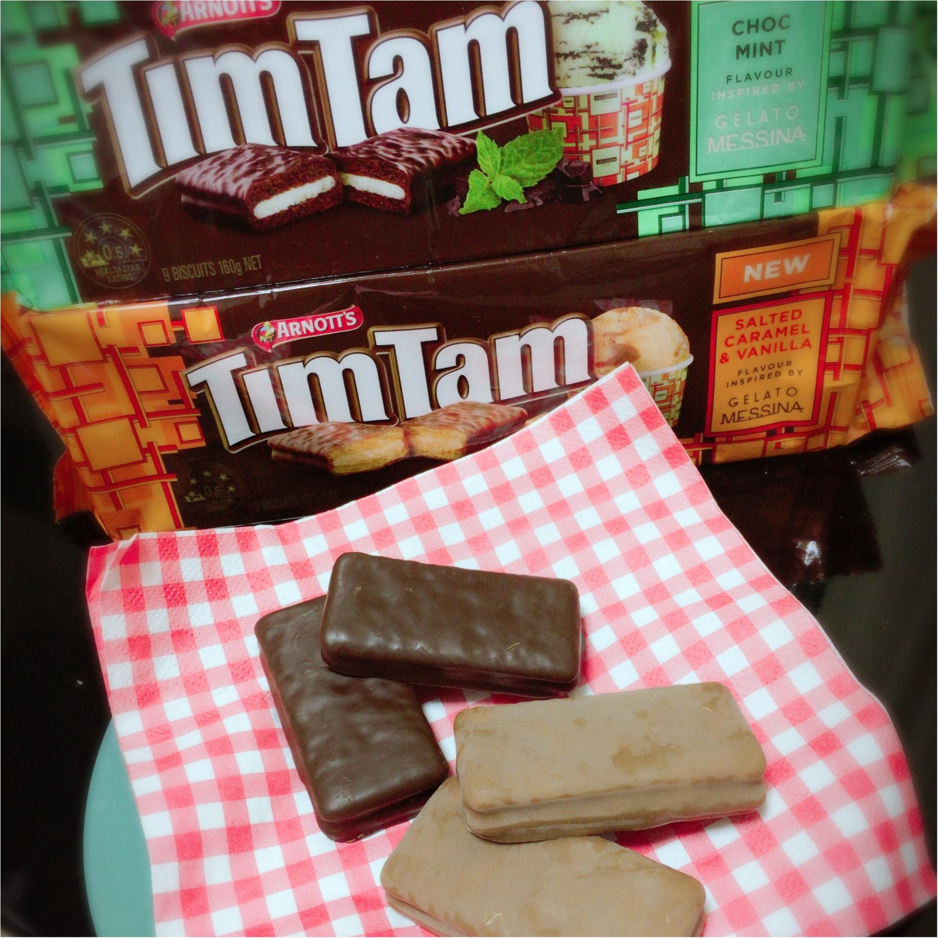 チョコミント好きはカルディーへ急げ!♡ TimTamから今シーズン限定フレーバーが登場!!_2
