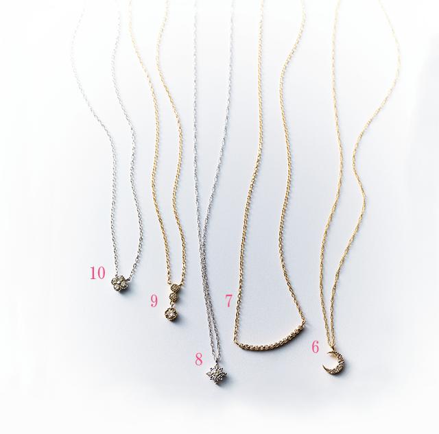 【応募終了】『カナル4℃』のダイヤモンドネックレスを合計100名様にプレゼント♡__2
