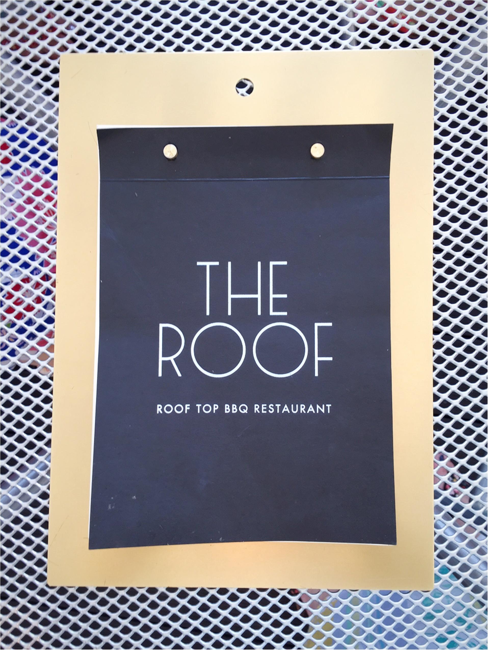 噂のオシャレすぎるビアガーデン【THE ROOF】で浴衣女子会♡_1