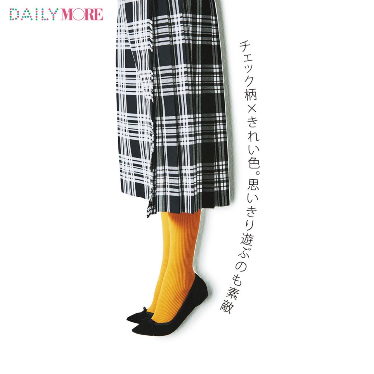 【おしゃれ度がぐっと上がる!】バレエ靴をもっと可愛く履くための足もとテク_3