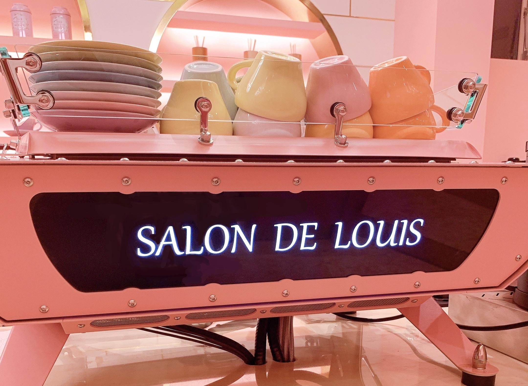 【6月27日OPEN】かわいすぎるカフェ〈Salon de Louis 2号店〉が南青山に登場!_2