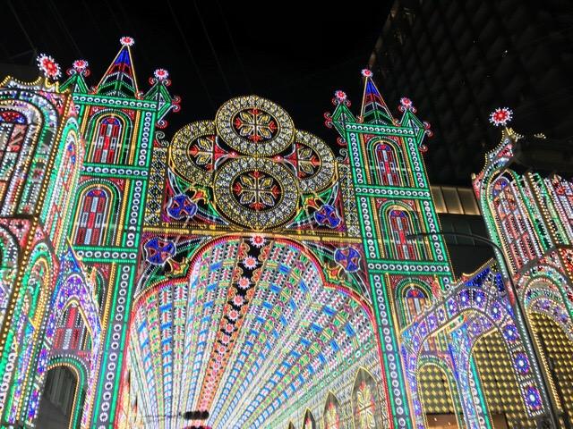12/16 本日まで!《神戸ルミナリエ》のイルミネーションが芸術的で美しい♡_1