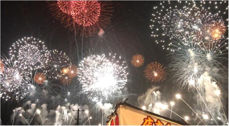 【★//日本三大花火】茨城にある土浦の花火大会へ行ってきました!!今年も大迫力♡♡大量写真でお届けします!_4