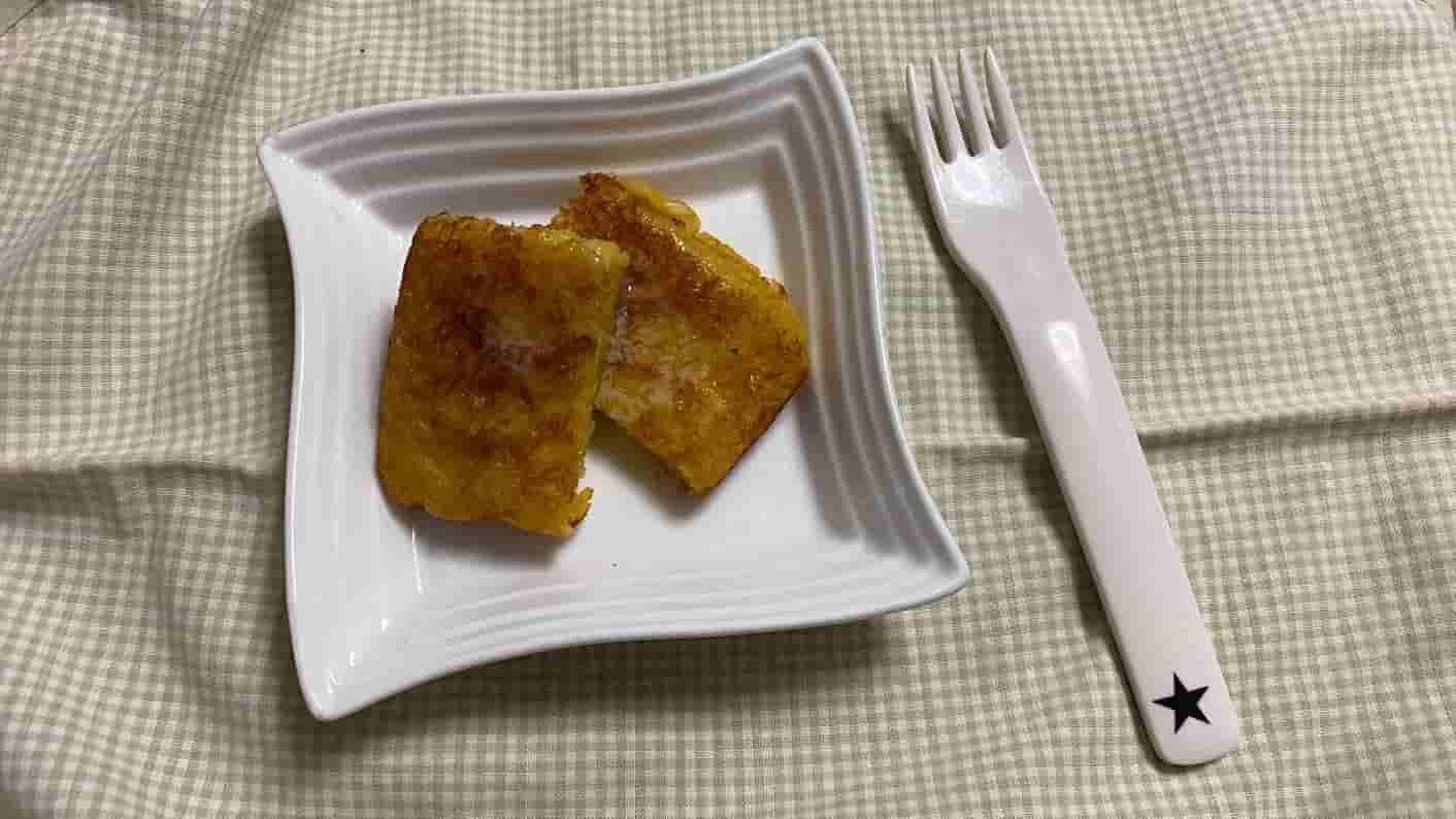 【簡単レシピ】ホテル風フレンチトースト_4