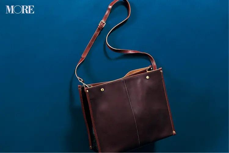 パオラヌッティの通勤バッグ