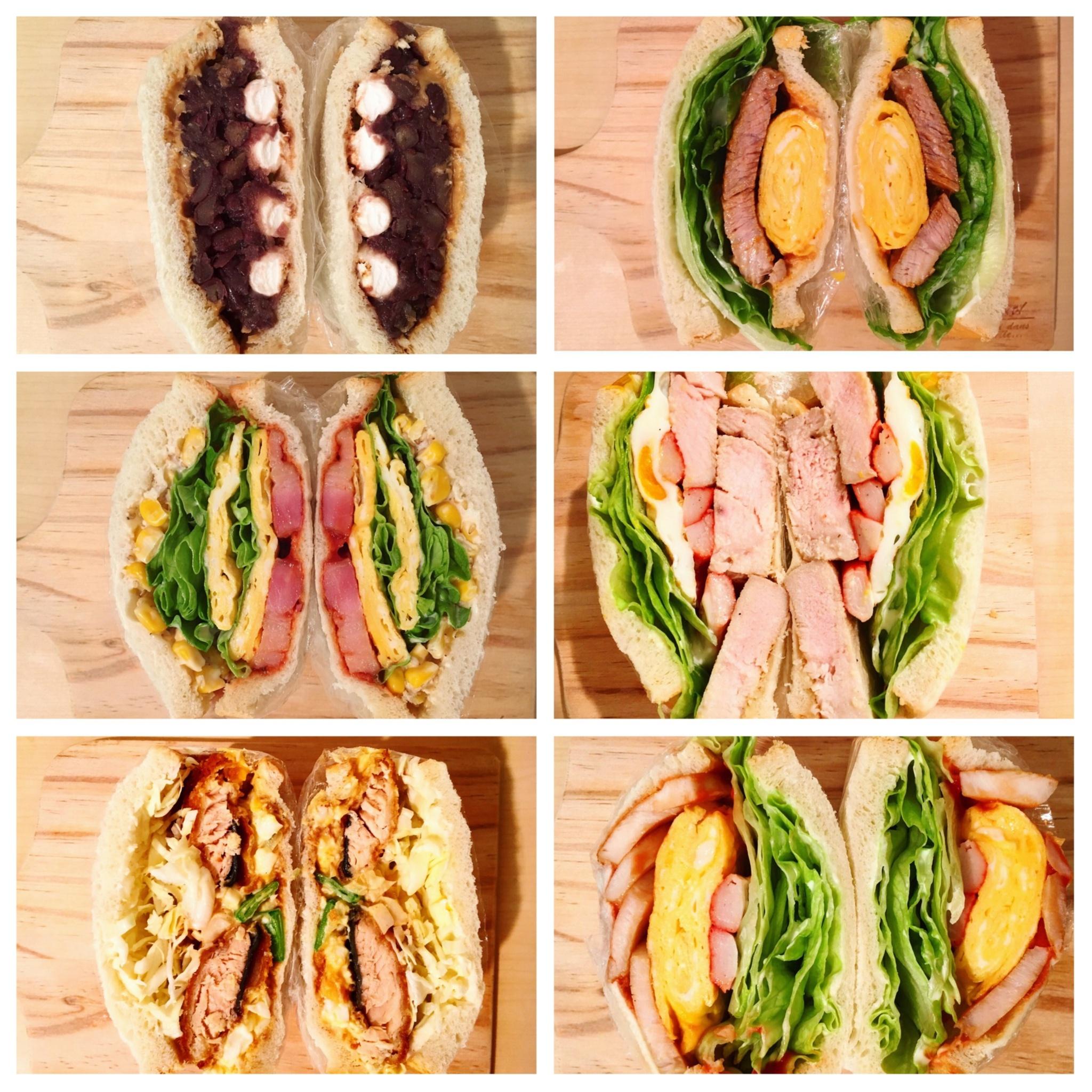 【料理▶朝ごパン☺】#萌え断シリーズ第7弾★オススメはる断サンド_1