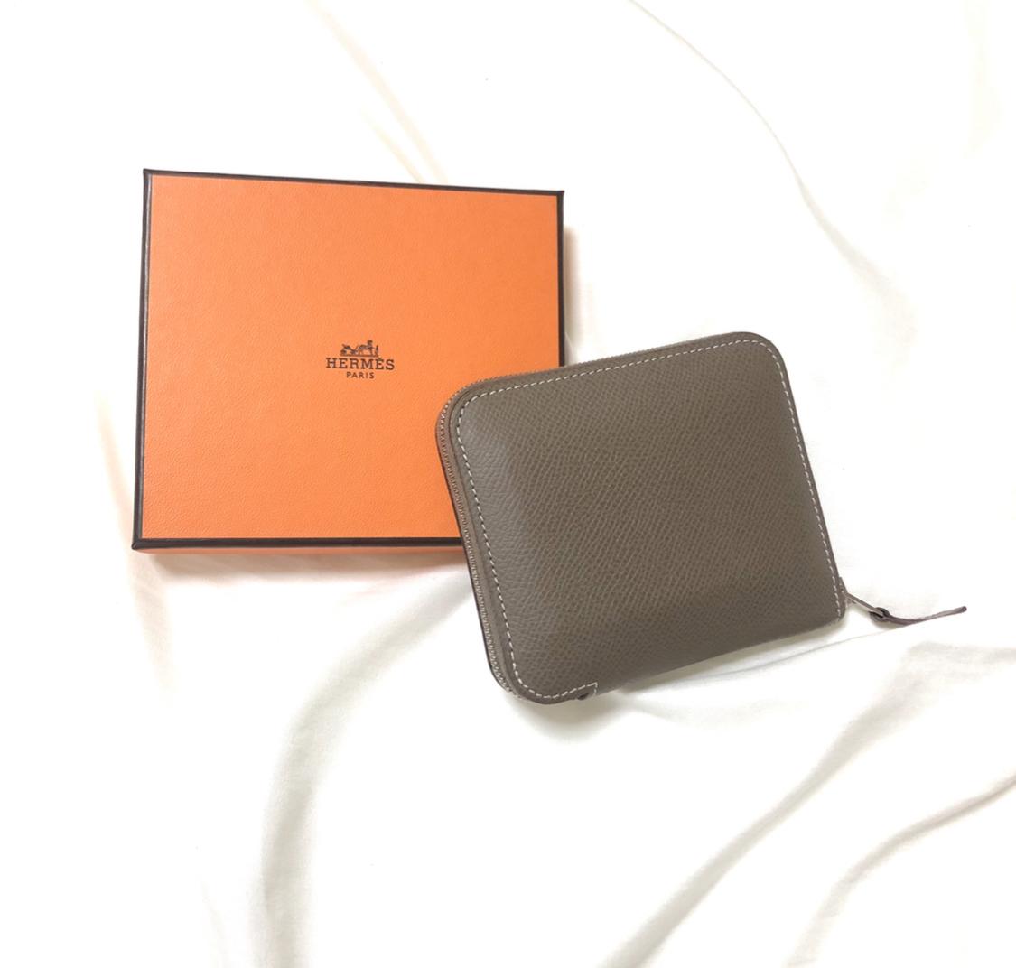 【20代女子の愛用財布】『エルメス』のコンパクト財布が人と被らない♡_7