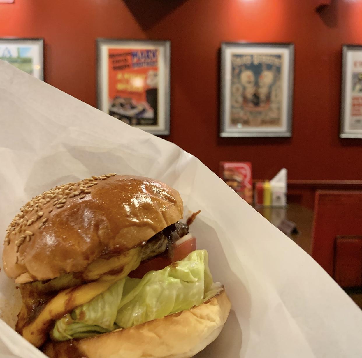 【7月20日はハンバーガーの日!】人形町の人気店に食べに行ってきました!!_1