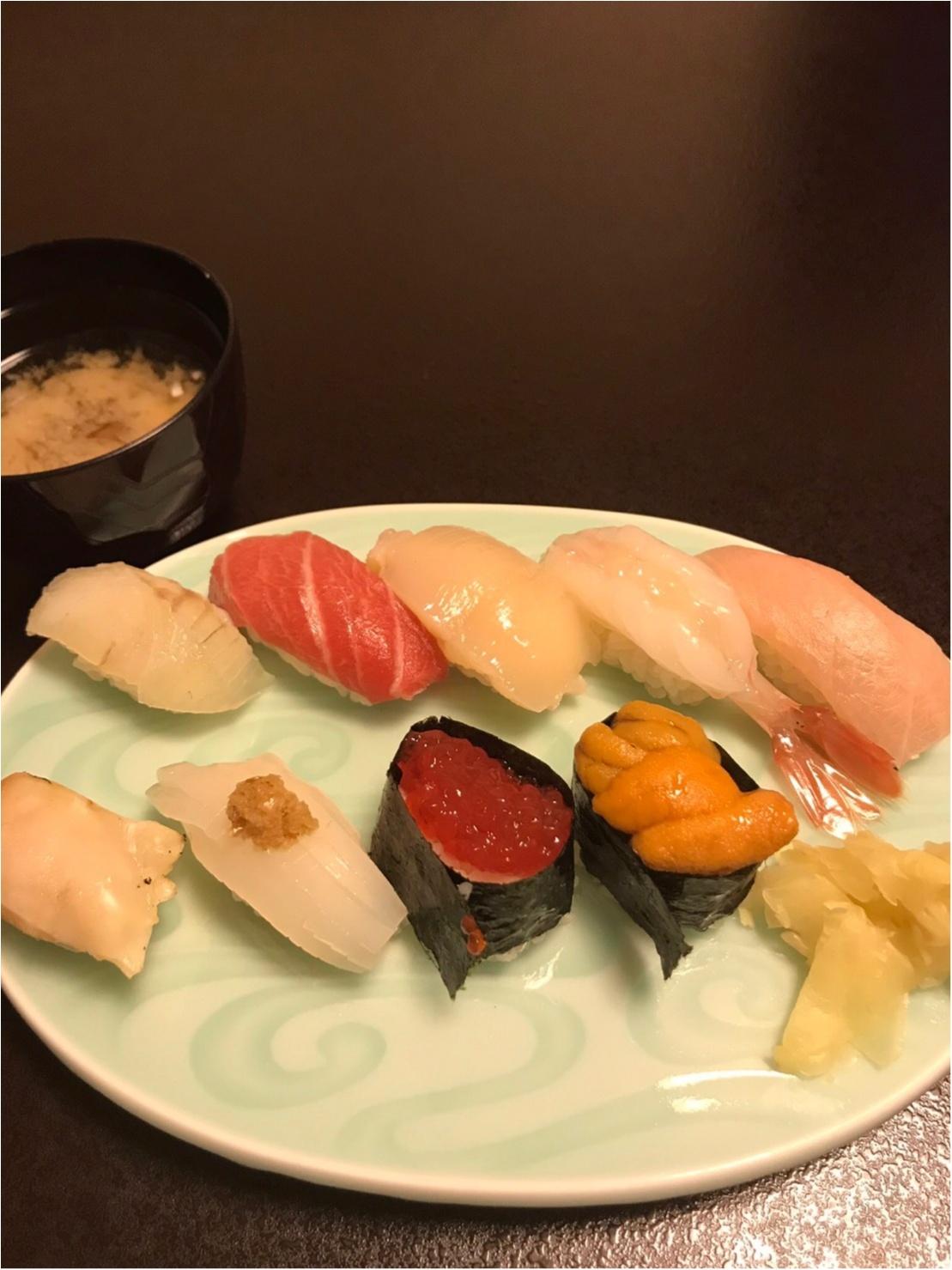 函館 食べログNo. 1梅乃寿司 に行ってきた!_8