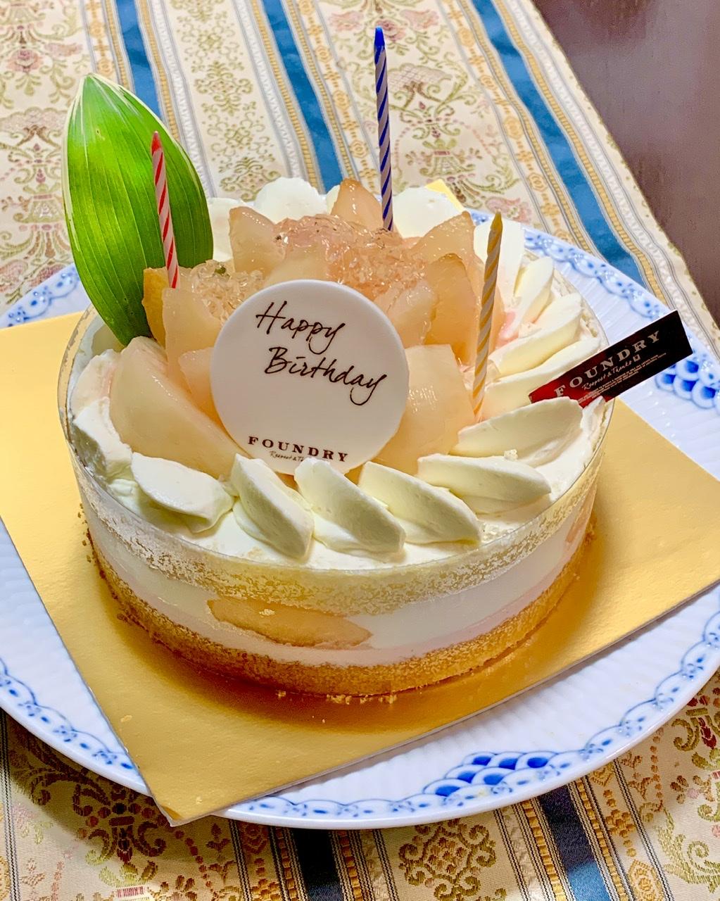 ♡Anniversary cake♡_1