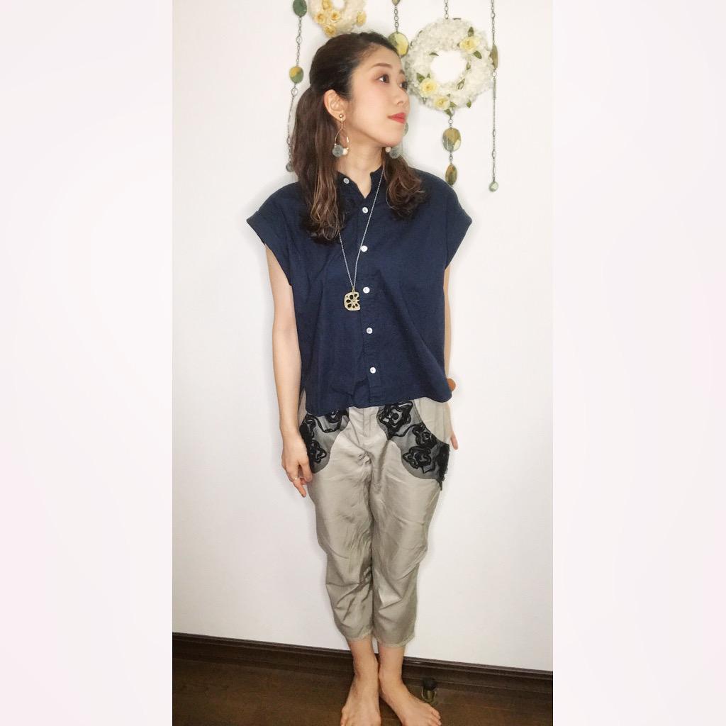 【オンナノコの休日ファッション】2020.5.25【うたうゆきこ】_1