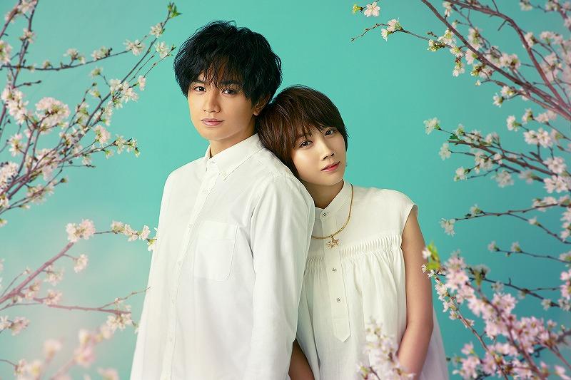 『桜のような僕の恋人』中島健人と松本穂香の写真