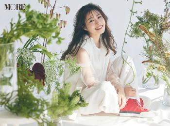 【石原さとみ】スペシャルインタビュー2  彼女が雑誌のインタビューを大切にする理由
