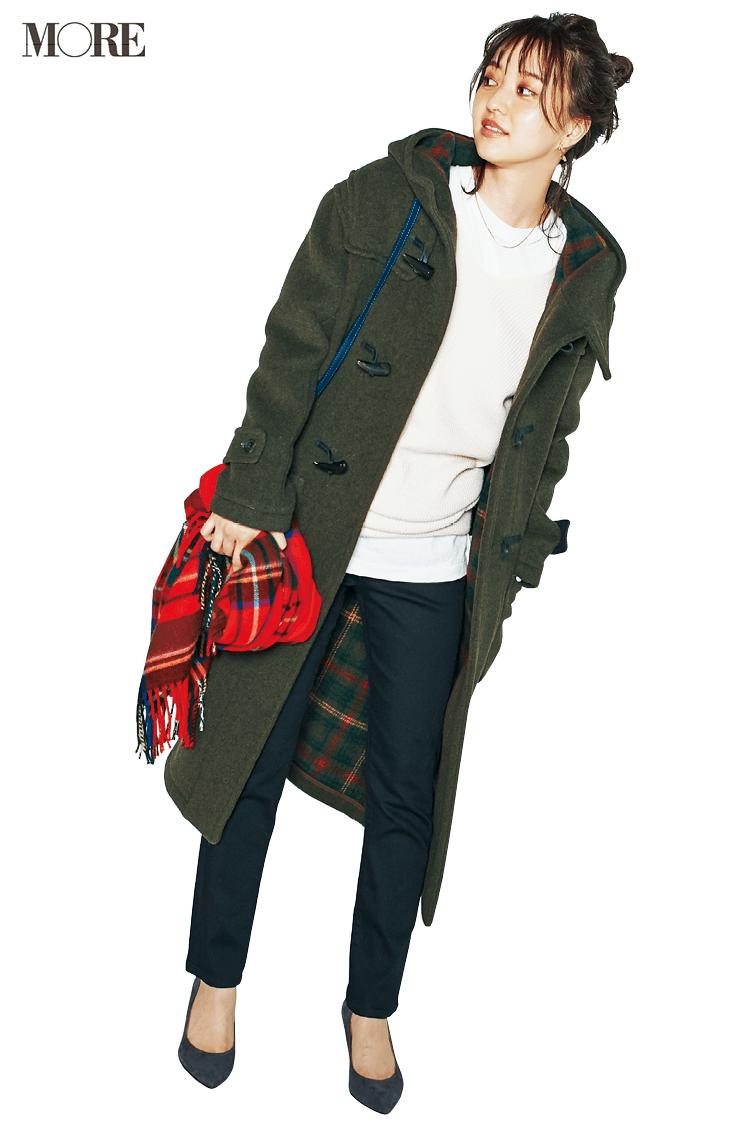 2018年秋のファッション ニット30