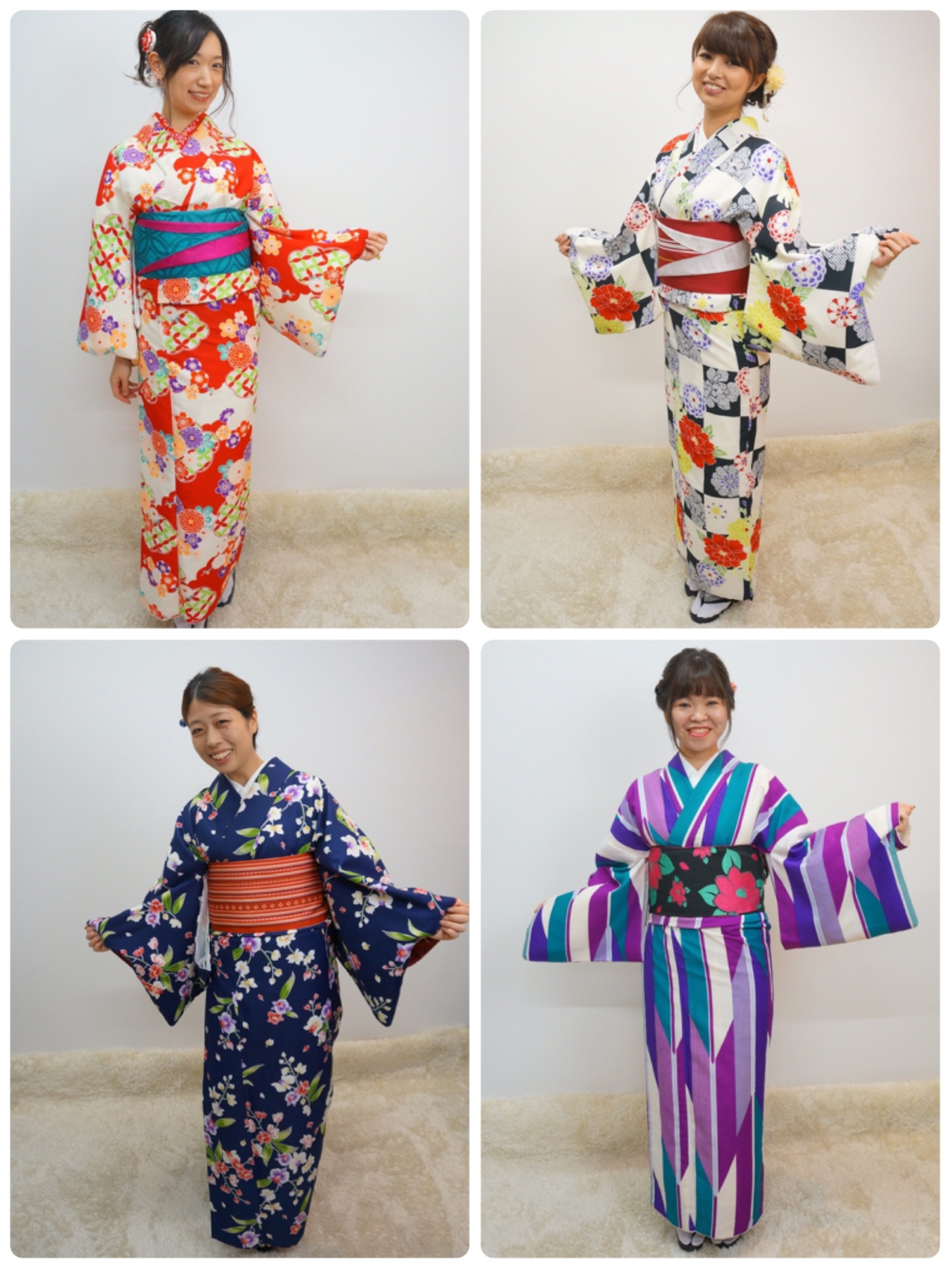 【✨着物レンタルwargo ¥2,900✨】手ぶらでOK!着物を着てお出掛けしよう❤︎鎌倉の「報国寺の竹林」「浄妙寺」「小町通り」を散歩しました♩≪samenyan≫_12