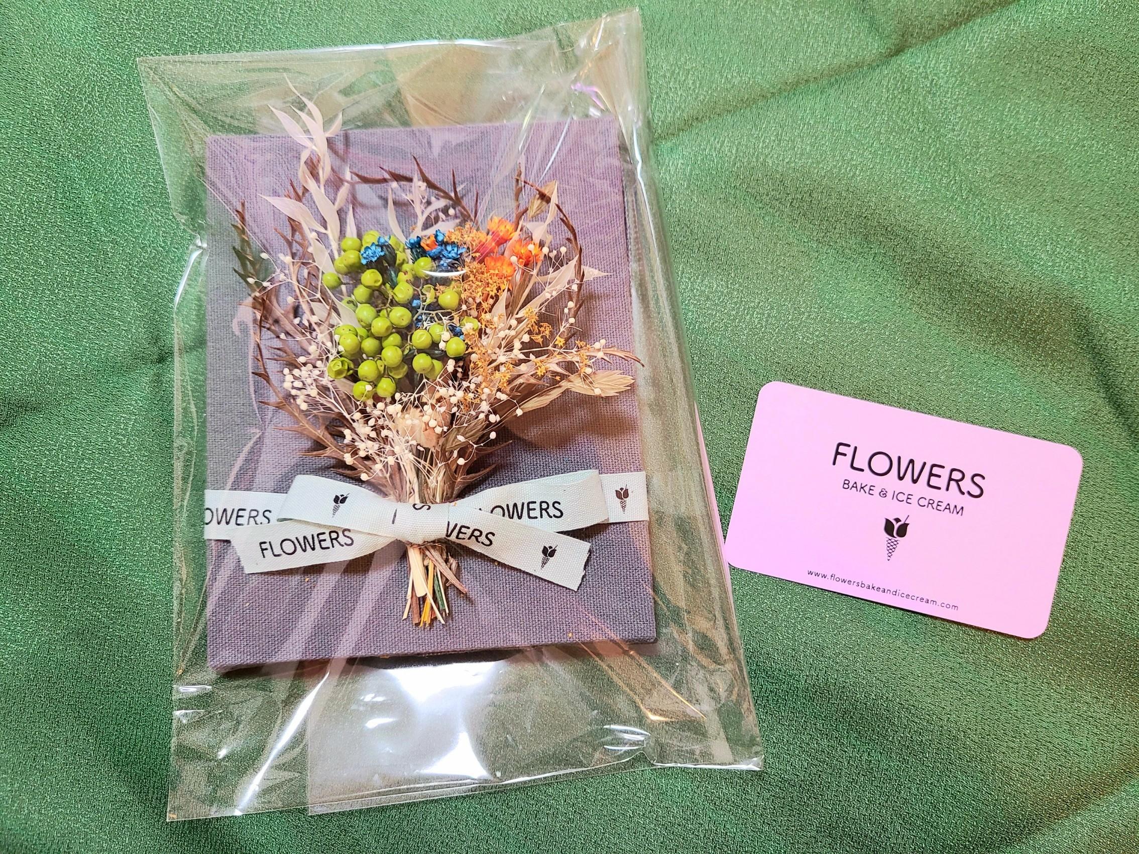 《FLOWERS BAKE&ICE CREAM》お花をコンセプトにしたカフェに行ってきた!@立川_9