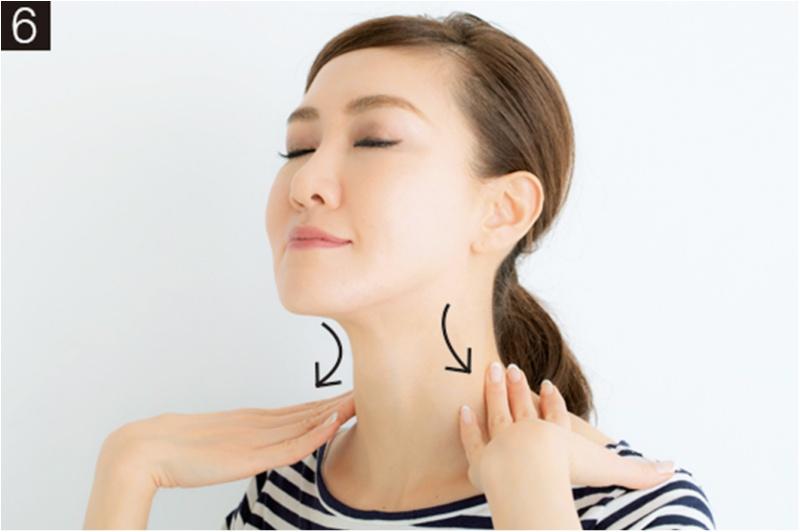 小顔づくりは急がば回れ! 小顔のプロ・貴子先生が教える「25歳からの小顔貯金」エクササイズ♡_5_6