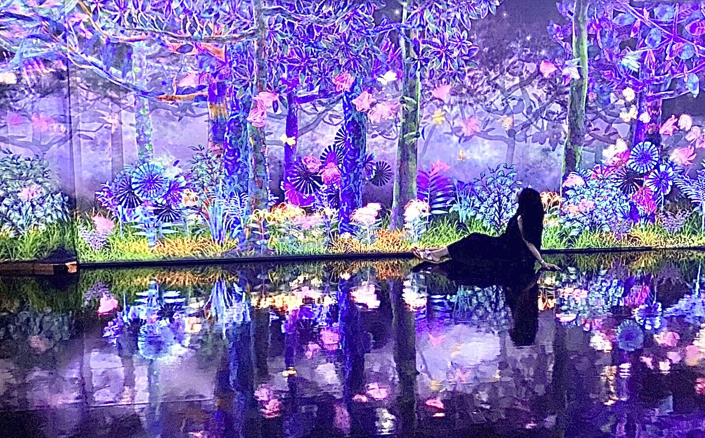 【まるで不思議の国のアリスの世界】無料で遊べる避暑スポット_4
