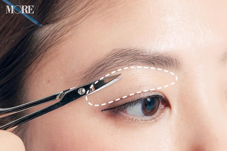 【世界一正しい眉のお手入れ法】 絶対失敗しない眉カット法をマスターして、あかぬけ美眉になろう♡_4