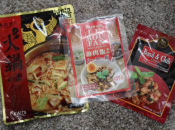 《おうちで海外旅行気分❤️》【KALDIグルメ】-アジア料理篇-