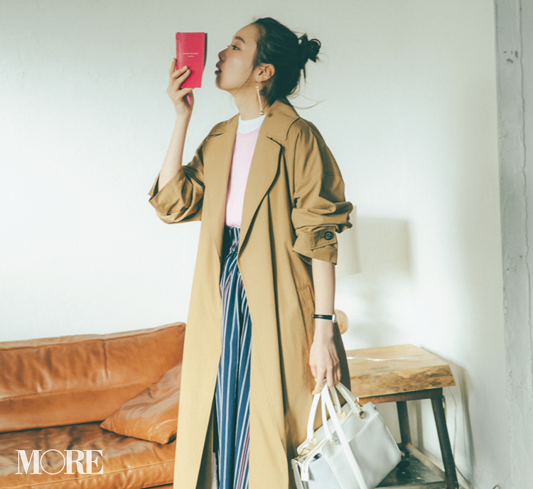 春色コーデ特集《2019年版》- かわいくておしゃれなトレンドカラーでつくる春コーデ_44