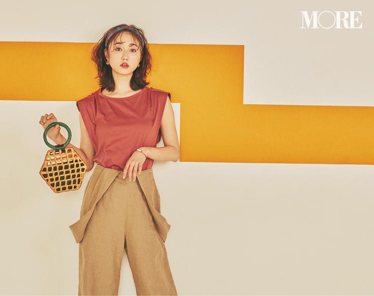 20代レディースの夏ファッション特集《2019年版》 - ワンピースやTシャツなどおすすめコーデは?_6