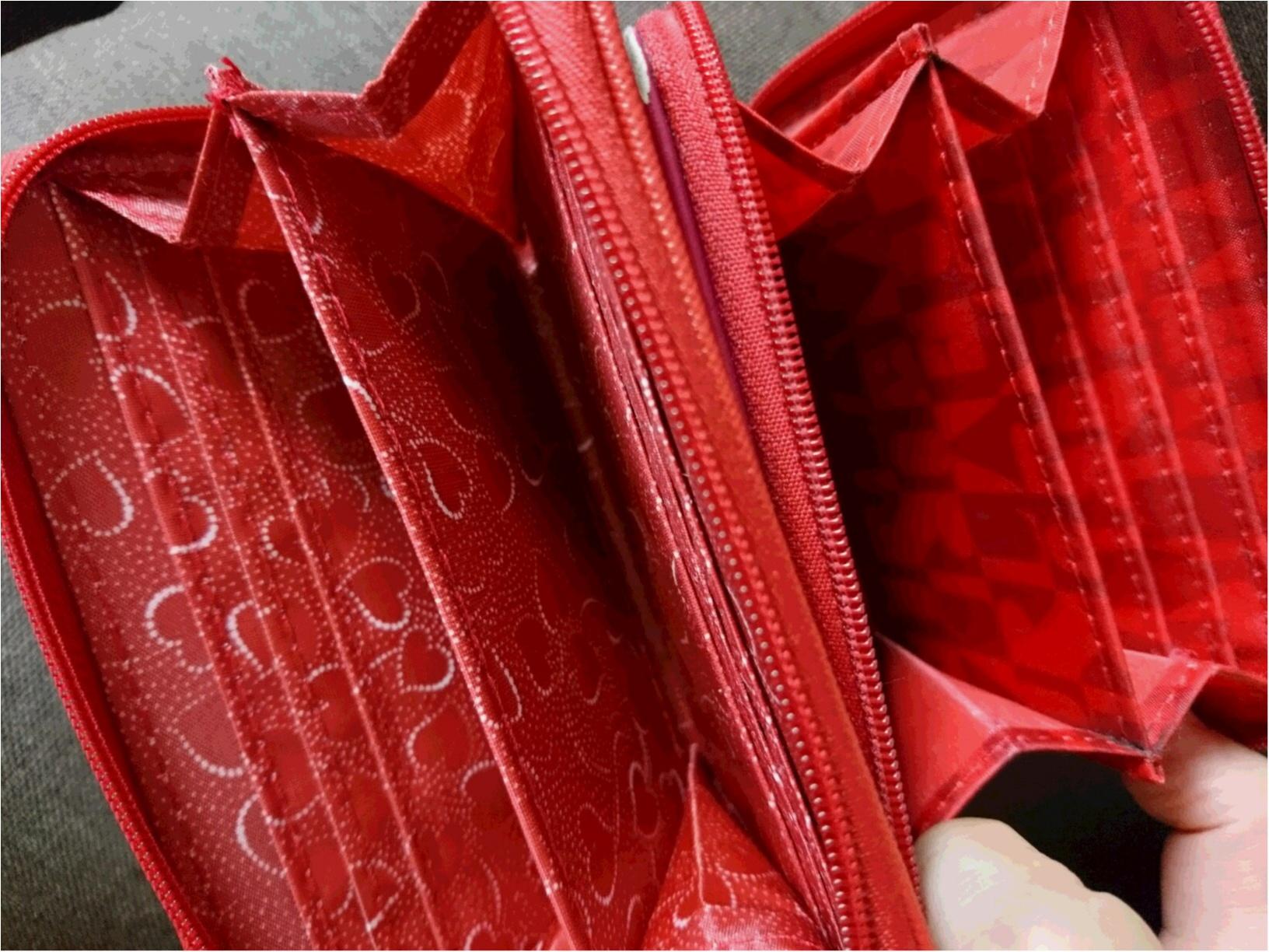 レディライクなMORE12月号付録・ジルスチュアートのミニ財布♡長年愛用した財布にさよなら、、、_3