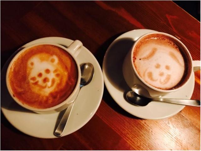 【銀座隠れ家カフェ】Europeのアパート風★アンティーク好きにはたまらない!《appartement 301》ラテアートもかわいい♡♡_13