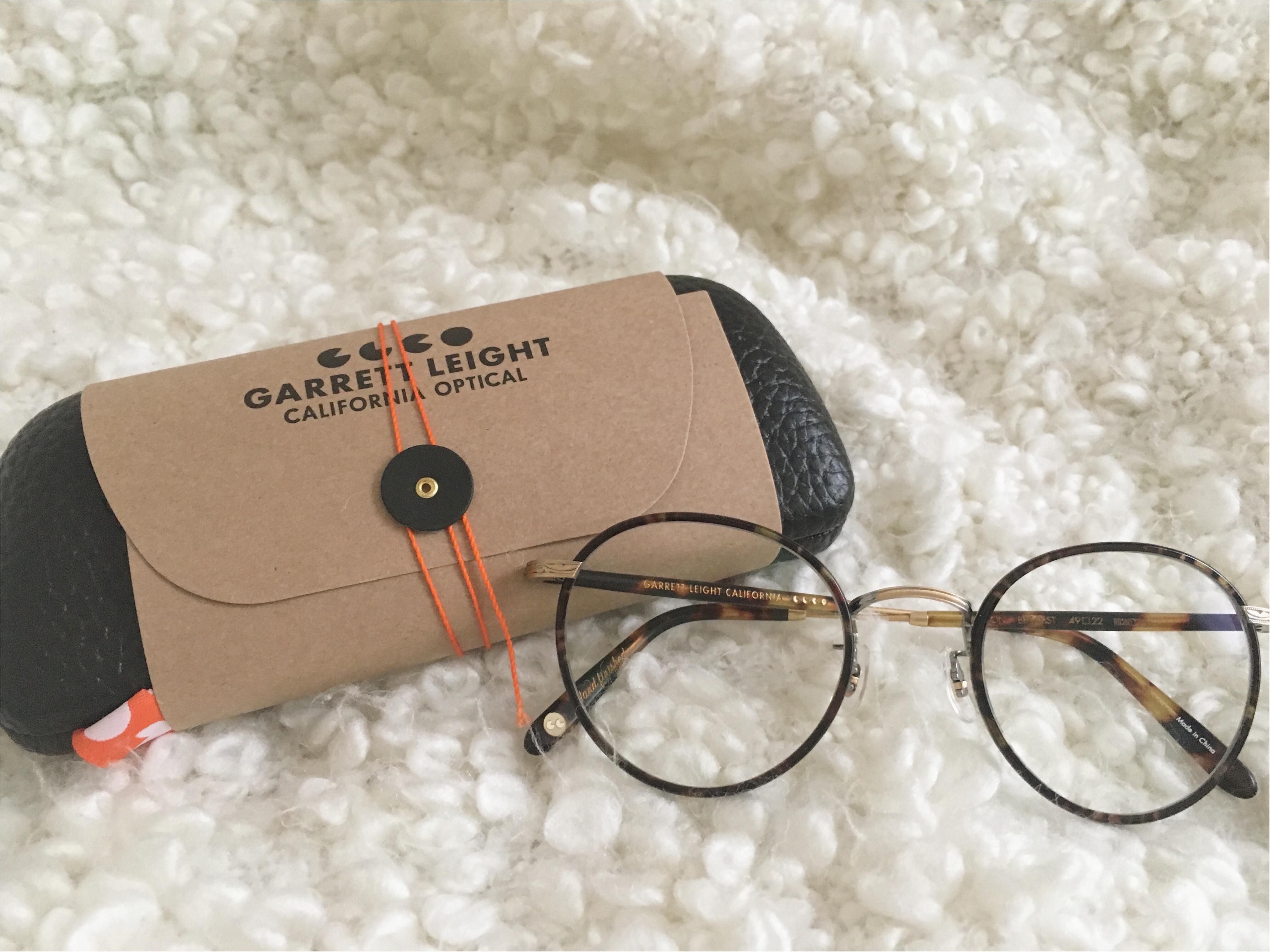 ★GLCOのメガネでイメチェン計画!UVカット効果のあるレンズで夏仕様に^^_1