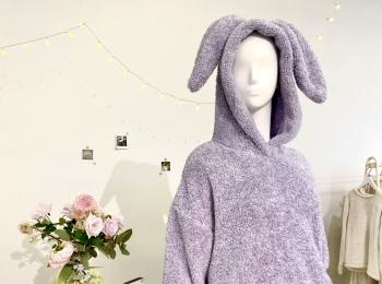 【GUパジャマ】うさぎ、くま、パンダが可愛すぎて今すぐパジャマパーティしたい PhotoGallery