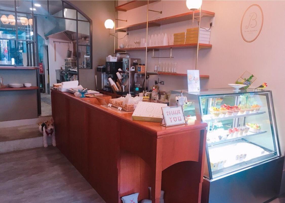 《台北のカフェ》観光名所「北門」が眺められるお店&美味しくておしゃれなケーキが楽しめるお店【 #TOKYOPANDA のおすすめ台湾情報 】_4