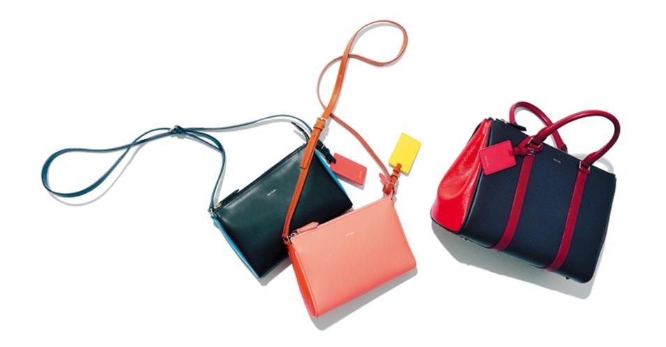 自由でポジティブな色使いにもう夢中!「ポール・スミス」のバッグと駆け抜けて、春♪_2
