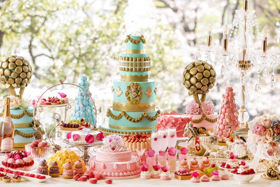 【7/1(土)から♡】この夏のテーマは「マリー・アントワネットの結婚」♡ 『ヒルトン東京』のデザートフェアを今すぐ予約!_1