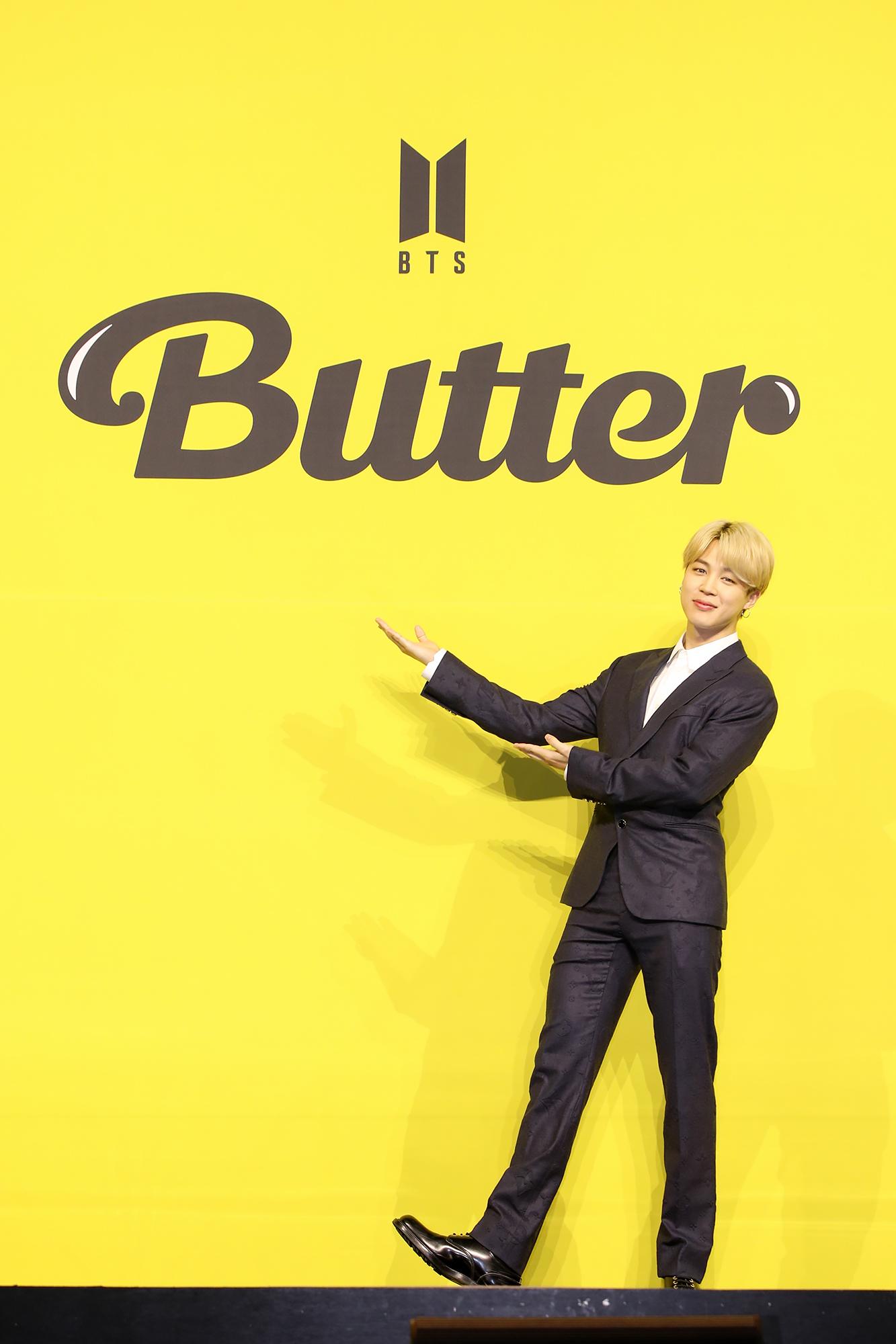 "【BTS 会見写真16枚!】""お気に入りは自分のパート""合戦勃発!? 「Butter」発売記念 グローバル記者会見 PhotoGallery_1_5"