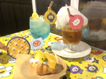 TREASUREのキャラクターカフェ「TRUZカフェ」に潜入! 東京・表参道と大阪・心斎橋で開催!!