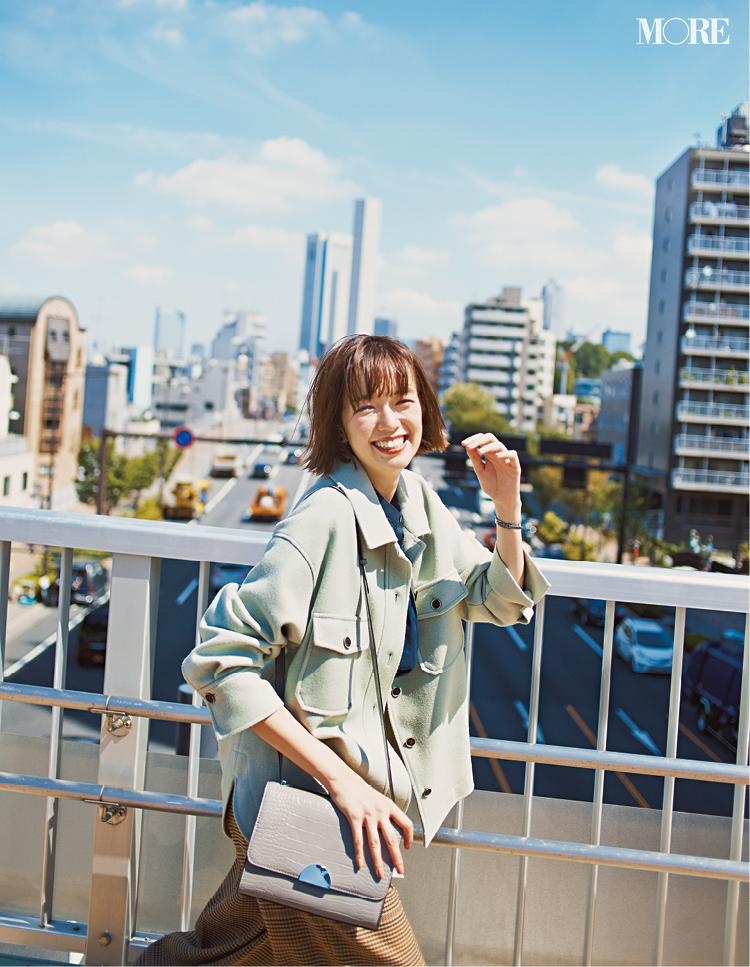 シャツジャケット、ジャケット、マウンパetc. 「秋のはおりもの」Photo Gallery_1_3