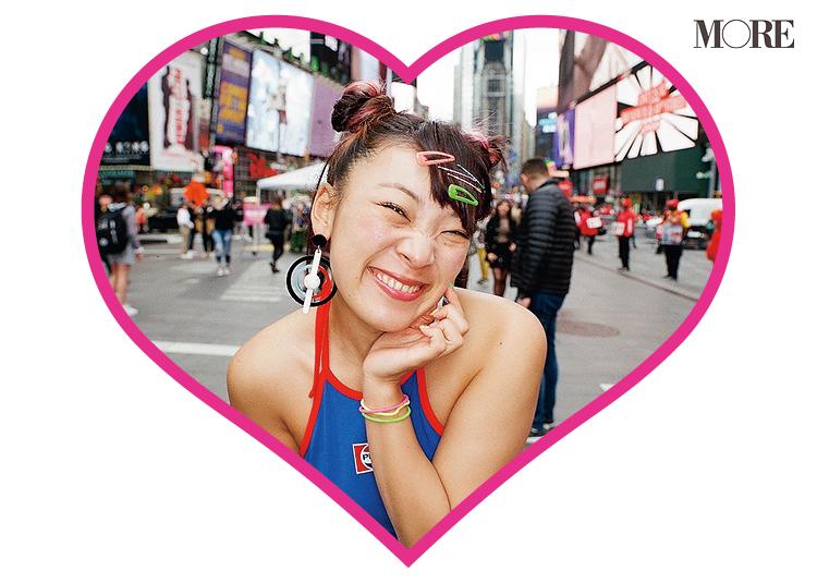 フワちゃんの変身メイク! ハイライトとピンクチークで恋するモードetc.PhotoGallery_1_9