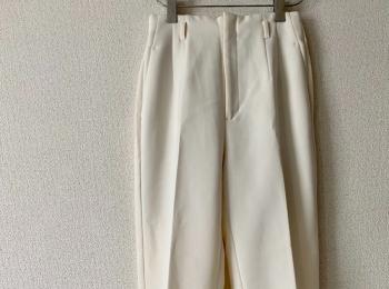 【GU】とんでもなく脚長に見える!新作パンツで5日間着回しコーデ PhotoGallery