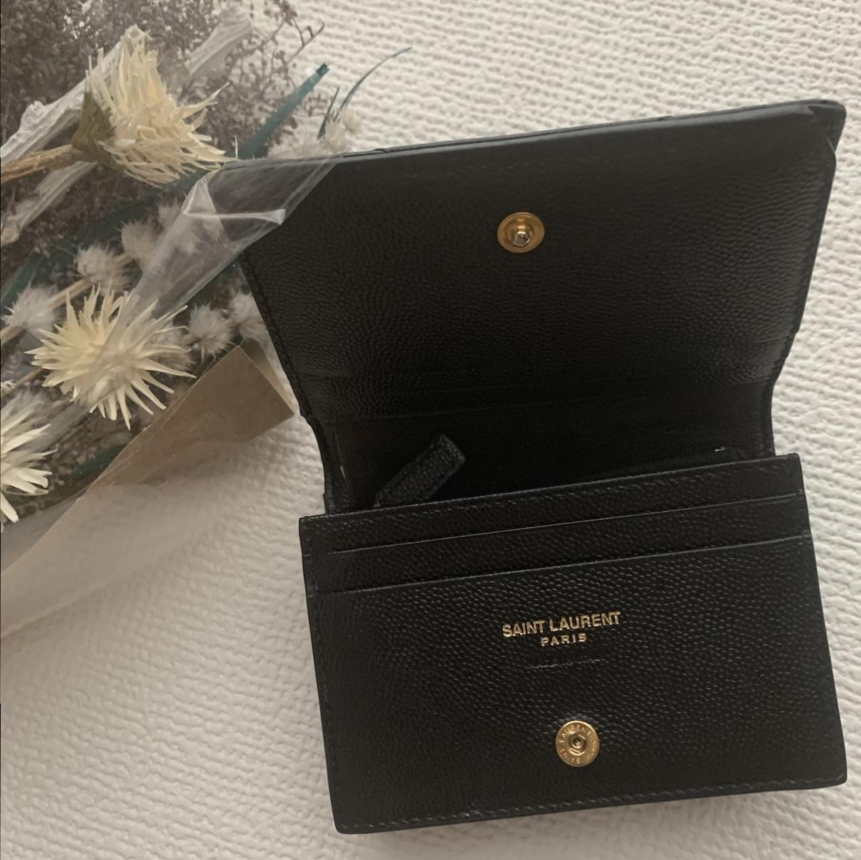 """【20代女子の愛用財布】""""Yves Saint Laurent""""便利ミニ財布♥_2"""