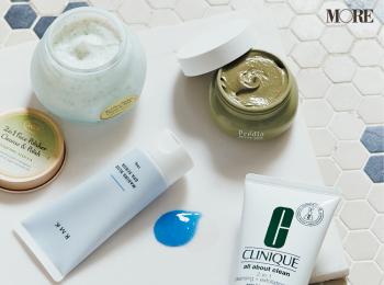 スクラブ洗顔&クレンジングのおすすめ7選。ゴワつく肌を解決!