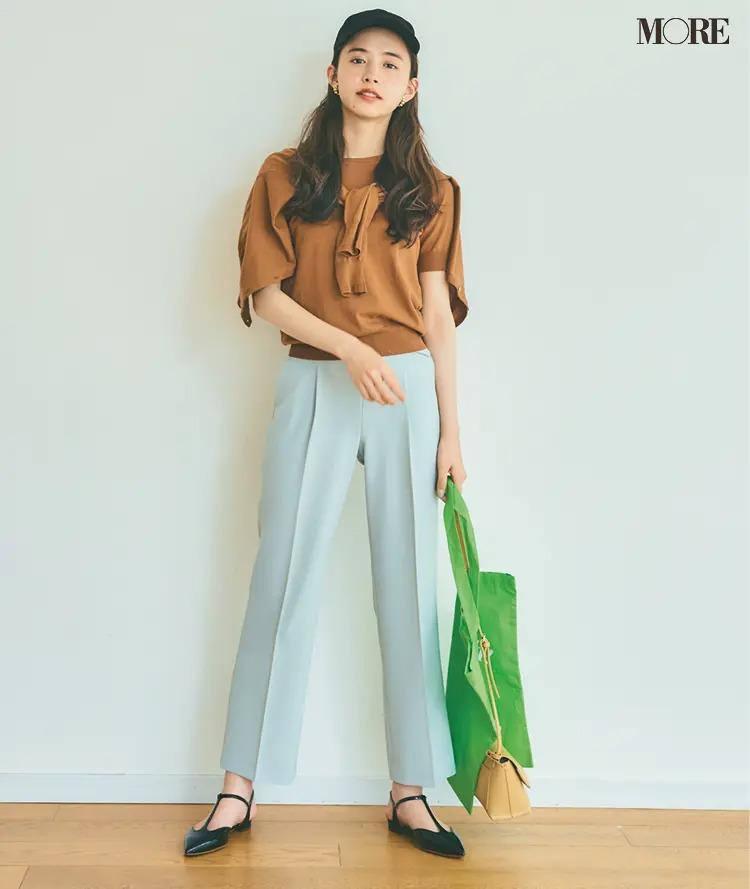 【2020夏コーデ】トレンドカラーはデイリー服ともおしゃれにマッチ!