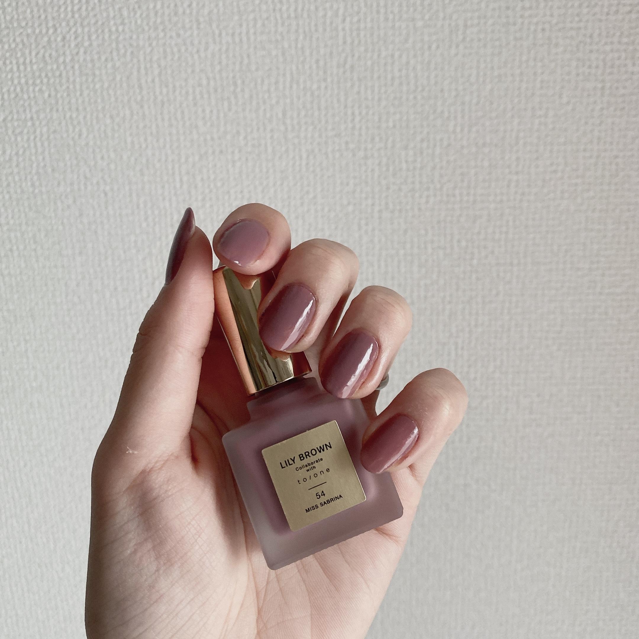 爪に優しい♡秋の新作ネイルポリッシュ_5