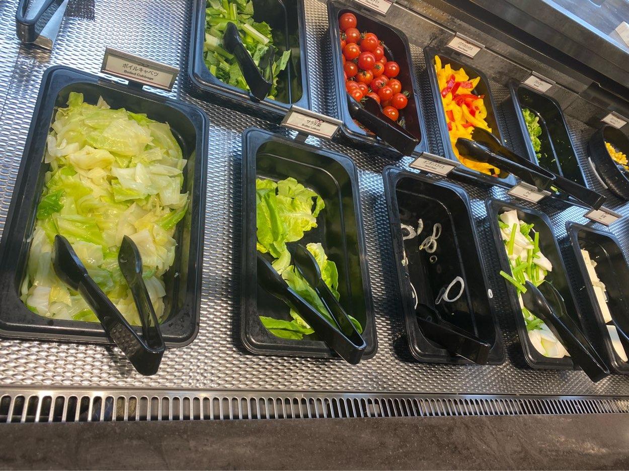 [有楽町エリア] 野菜がモリモリ食べれおすすめレストラン!_1