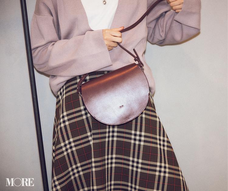 スタイリスト辻村さん&高野さんが妄想コーデ♡ もしモアOLだったらどんな秋服を着る?_4